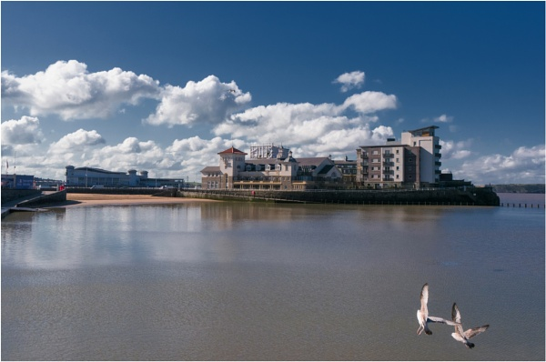 Weston Super Mare. by franken