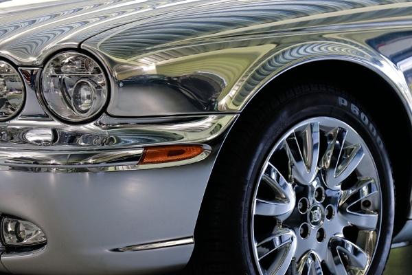Jaguar XKR by minelab