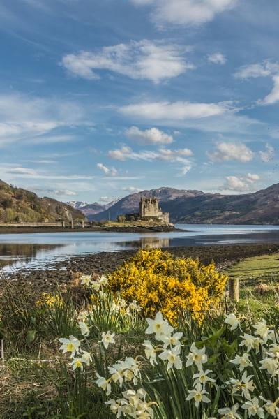Eilean Donan Castle by Istretch