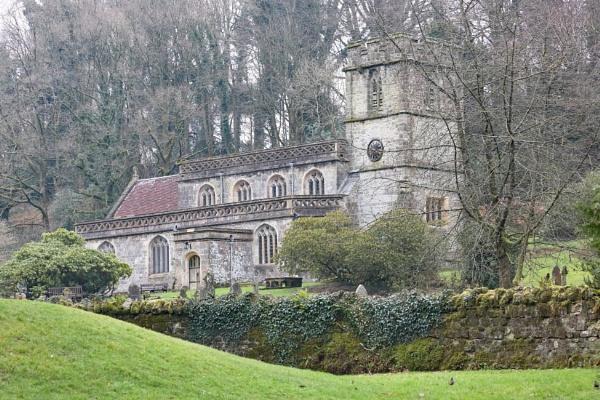 Stourton Village Church by M_squared