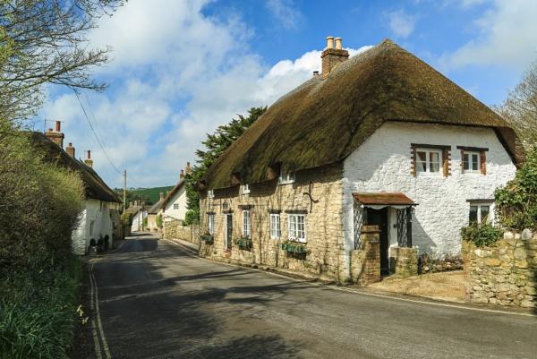 West Lulworth by Fefe