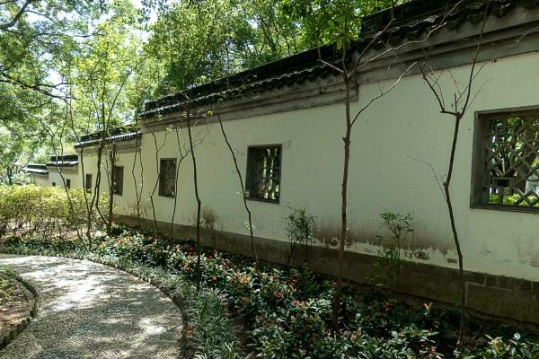 Chinese Garden by manicam