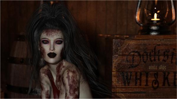 Vampire. by KDC