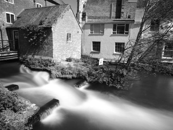 Salisbury softly water flows by caj26