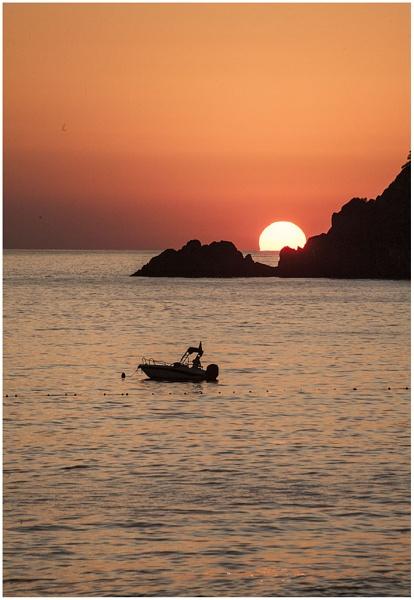 Sunset in Turkey by danbrann