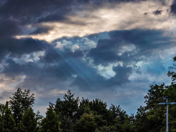 Sun rays by rninov