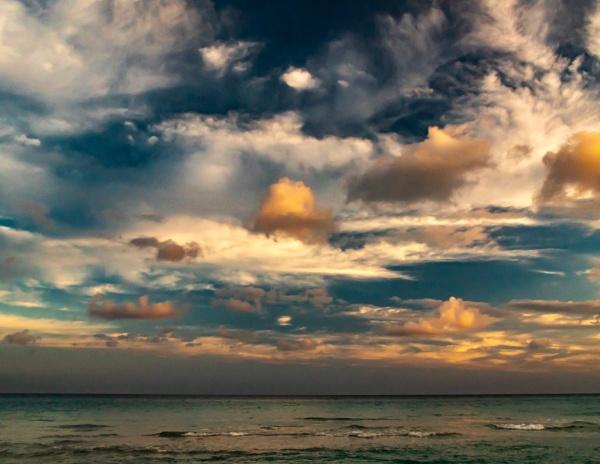 Sea by Alain