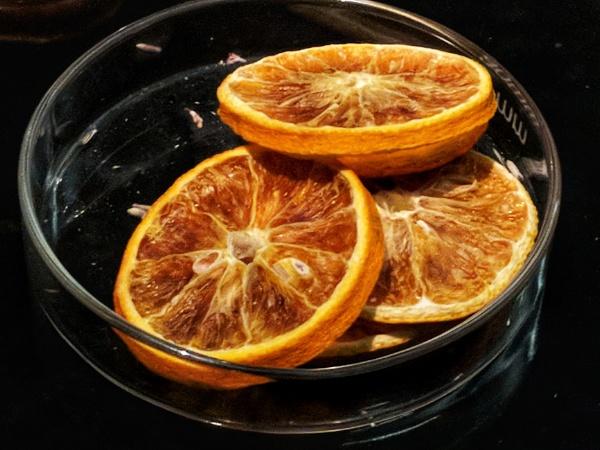 Citrus circles by KrazyKA