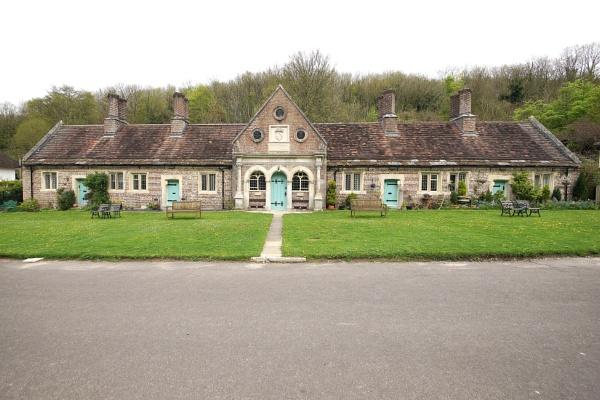 Alms Houses, Milton Abbas by pledwith