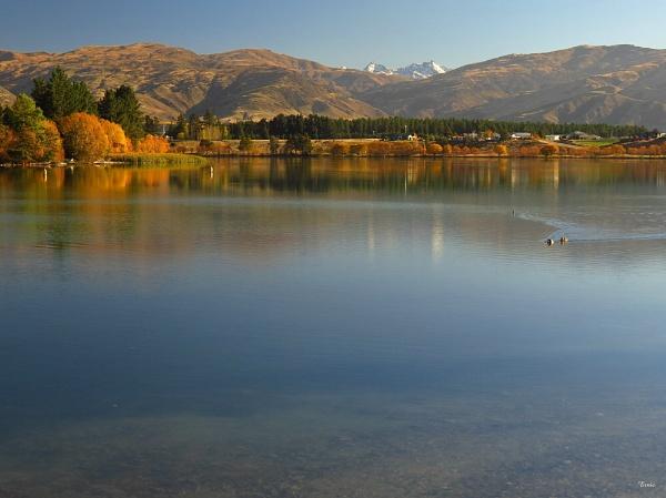 Lake Dunstan 14 by DevilsAdvocate
