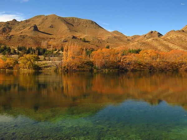 Lake Benmore 40 by DevilsAdvocate
