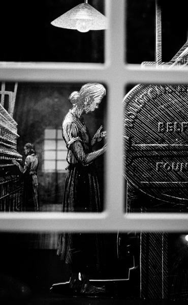 Through the window by JFitz