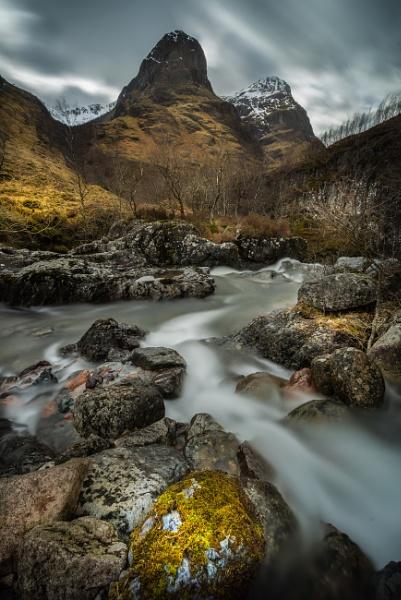 Hidden Falls Glencoe by Mark_Callander