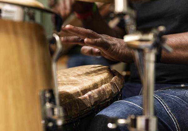 Drummer Man by AJG