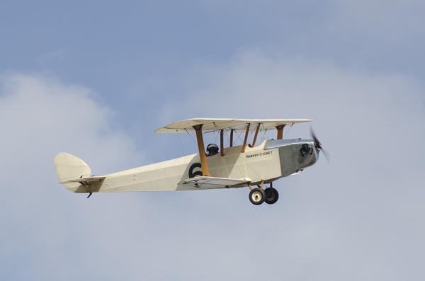 Vintage Air craft by TonyBrooks