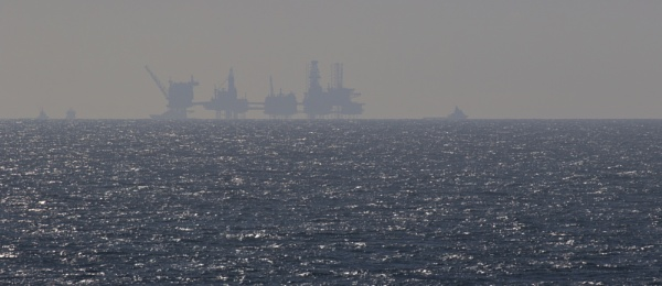 North Sea Oil by esoxlucius