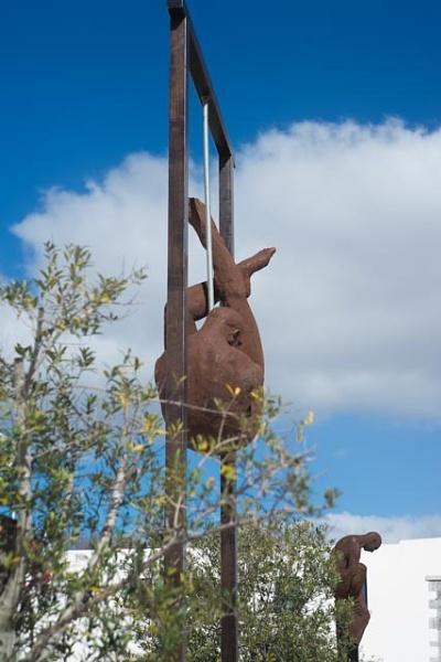 Pole dancer? by HarrietH
