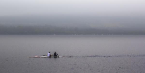 Mist on the Loch by Irishkate