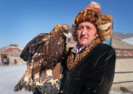 Champion Eagle Hunter