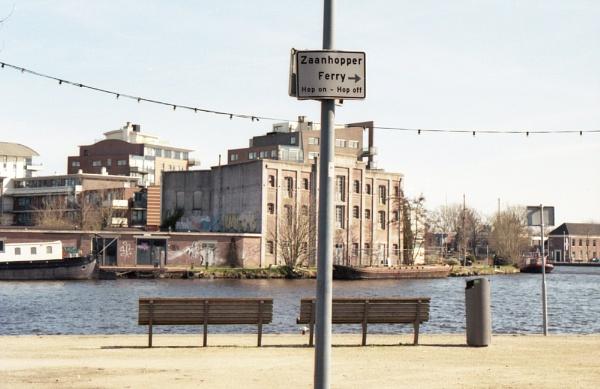 Riverside sign by wildebassman