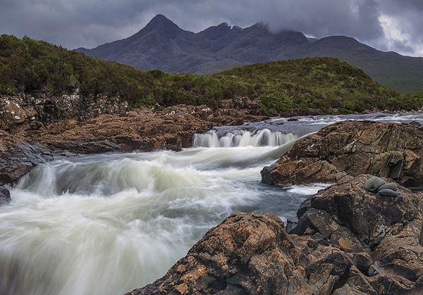 River Sligachan by davelich