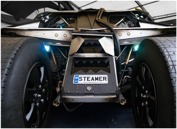 The Steamer by capto