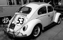 Herbie!  (weekly b&w challenge Numbers)