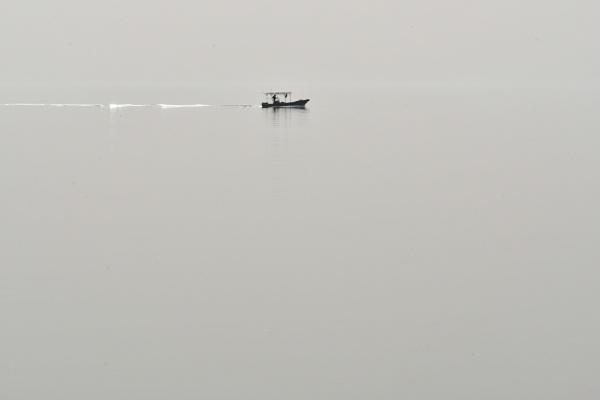 fishing boat by Savvas511