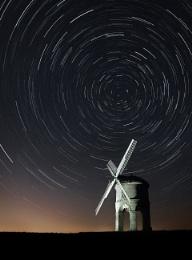 Chesterton star trails