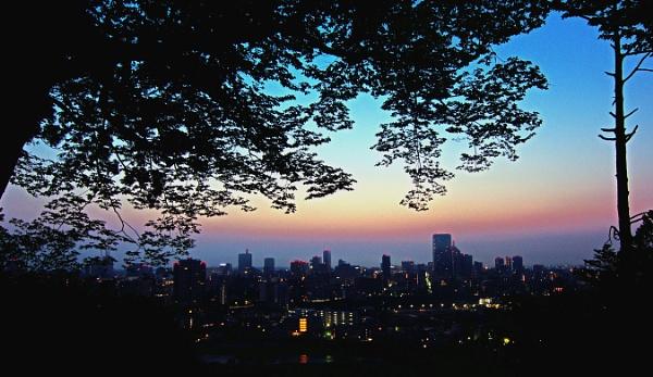 Before sun rise by Sayuti84