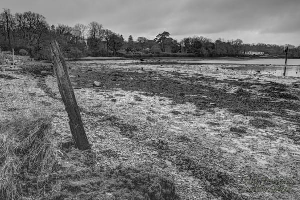 Low tide at Swanwick Shore by IainHamer
