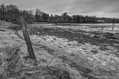 Low tide at Swanwick Shore