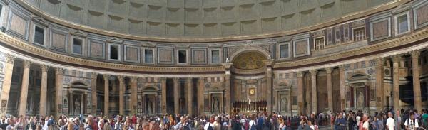 Pantheon, Rome by martin174