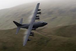 USAF C130J Cad East