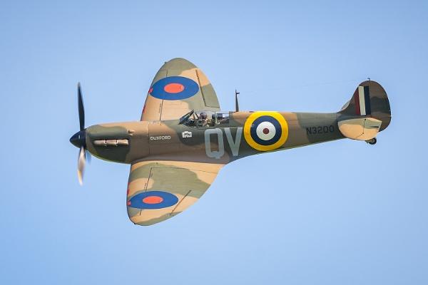 Spitfire Mk 1a by BydoR9