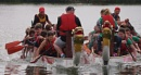 Dragon boat racing by notsuigeneris