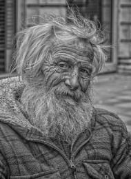 Man in Worcester