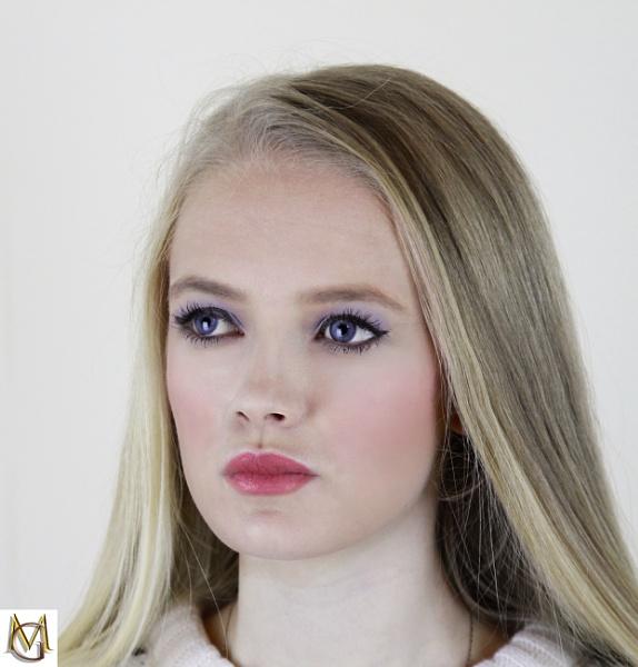 beautiful blonde by mohikan22