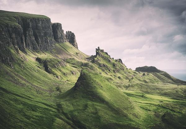 Quiraing Landscape IV by davelich
