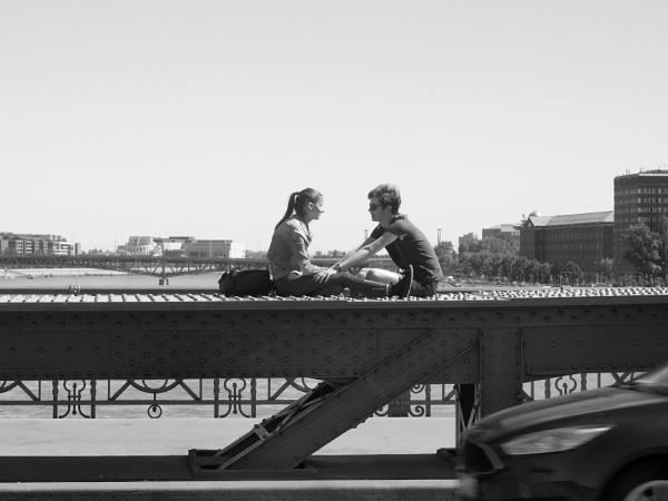 Over Danube