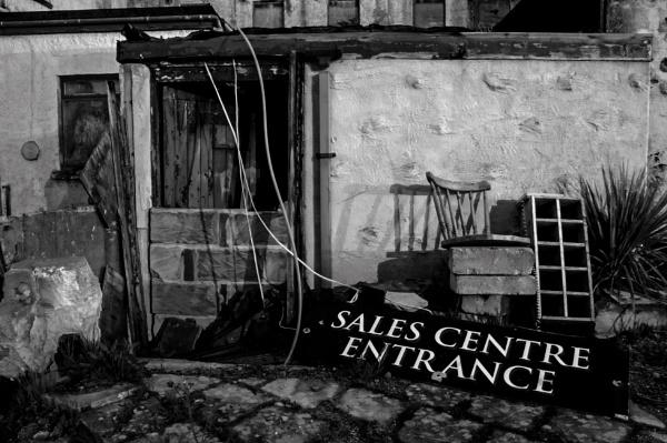 No entrance by Madoldie