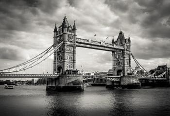 Dark Sky over London Bridge