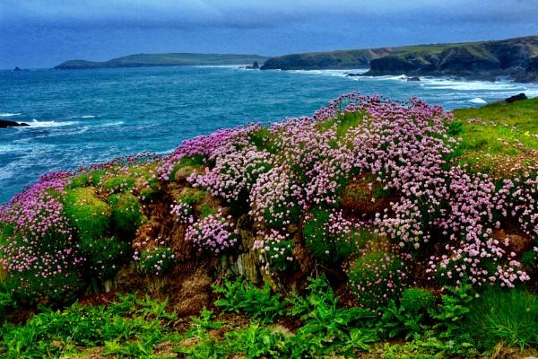 Coastal Cornwall by Photony