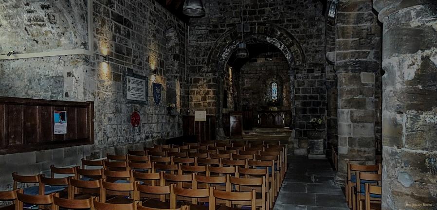 St Fillans Church, Aberdour.