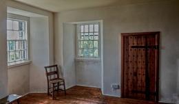 Aberdour Castle Interior.