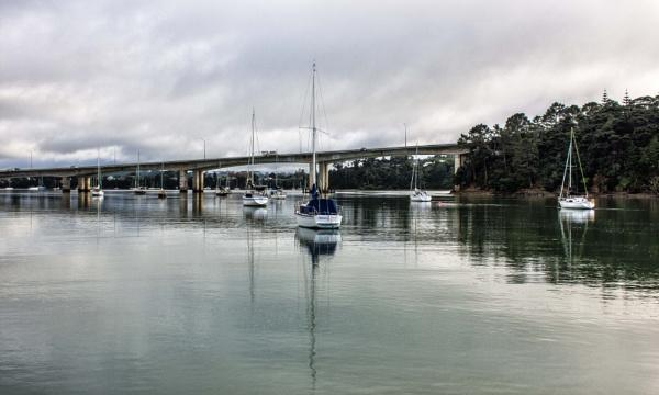 Upper Harbour - Auckland NZ (3) by barryyoungnz