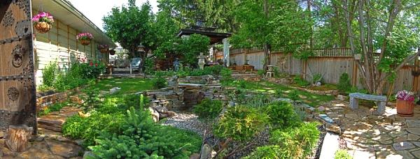 My Garden My Peace by Aeros