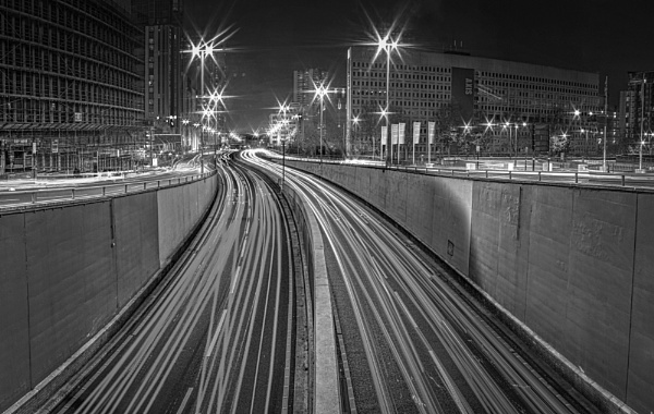 Urban Motion by stevepwest