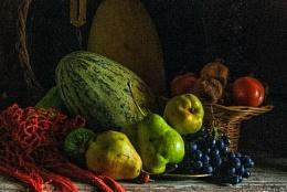 just fruit.