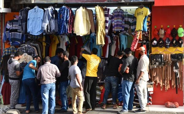 Street Vendors in Sharafiya, Jeddah by aliathik